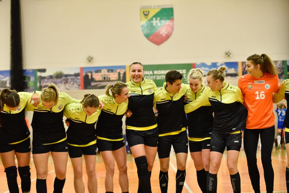 Puchar Polski. KPR Gminy Kobierzyce - EKS Start Elbląg 28:30 (galeria)