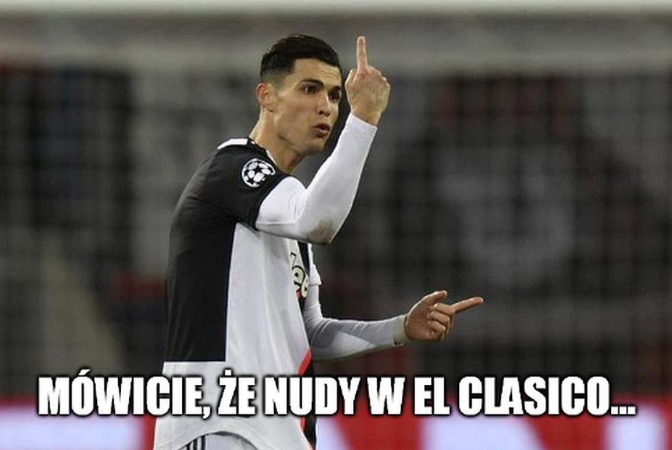 El Clasico. FC Barcelona - Real Madryt.