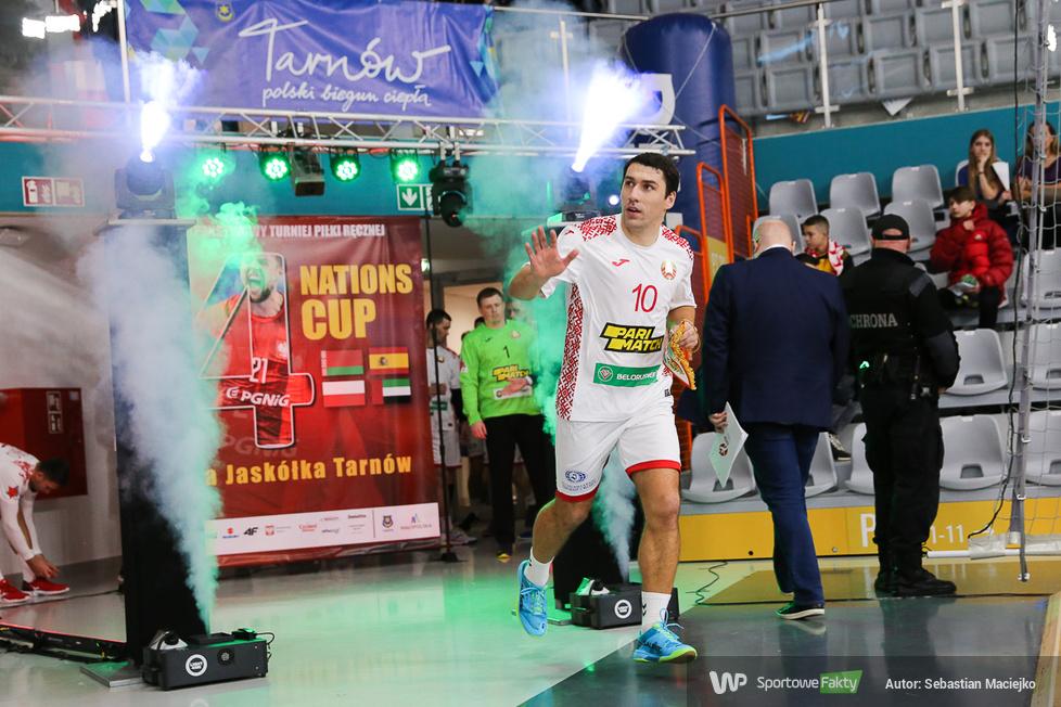 Turniej Czterech Narodów. Białoruś - Hiszpania B 30:26 (galeria)