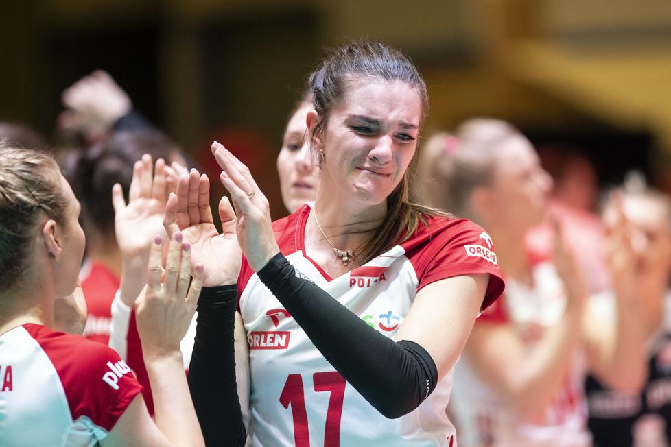 Kwalifikacje olimpijskie: Polki utonęły w łzach po porażce z Turczynkami