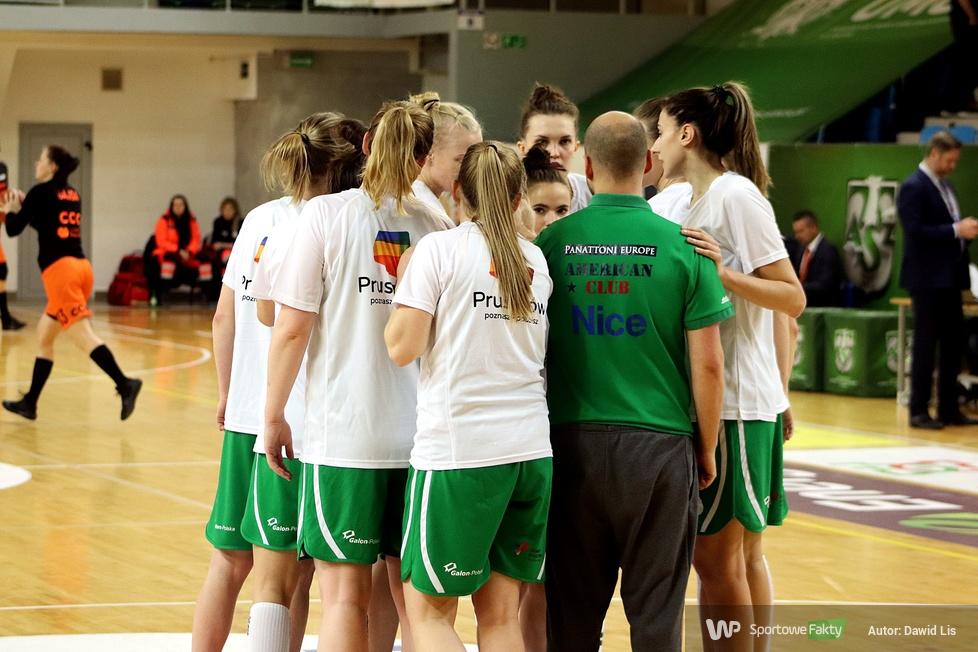 Puchar Polski kobiet: CCC Polkowice - MKS Pruszków 95:59 (galeria)