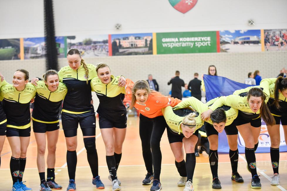 PGNiG Superliga Kobiet. KPR Gminy Kobierzyce - Eurobud JKS Jarosław 38:31 (galeria)