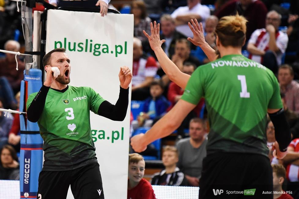 PlusLiga: Asseco Resovia Rzeszów - GKS Katowice 1:3 (galeria)