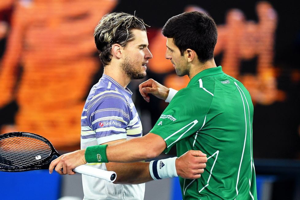 Tenis. Novak Djoković znów mistrzem Australian Open. Ósmy triumf Serba w Melbourne (galeria)