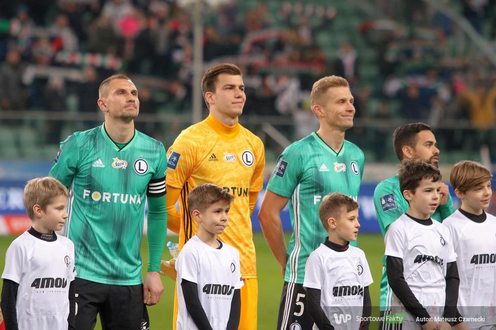 Legia Warszawa - ŁKS Łódź 3:1 (galeria)