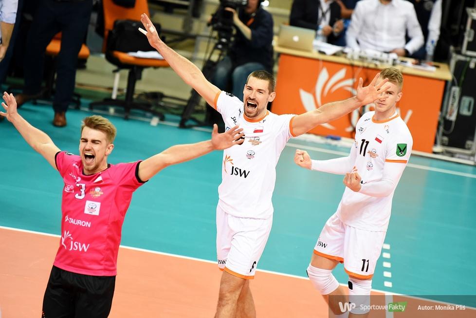 Liga Mistrzów: faza grupowa: Jastrzębski Węgiel - Zenit Kazań 3:1 (galeria)
