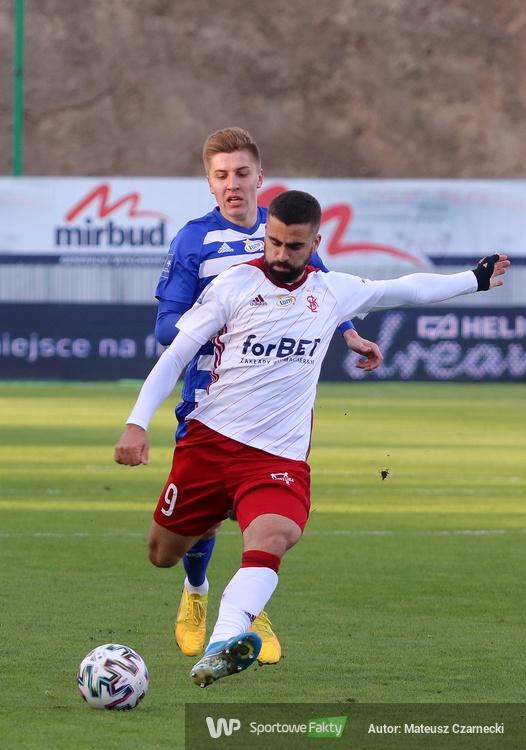 ŁKS Łódź - Wisła Płock 0:0 (galeria)
