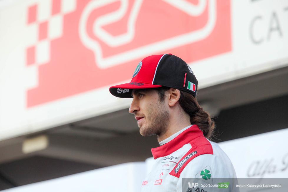 Testy F1. Prezentacja Alfy Romeo (galeria)