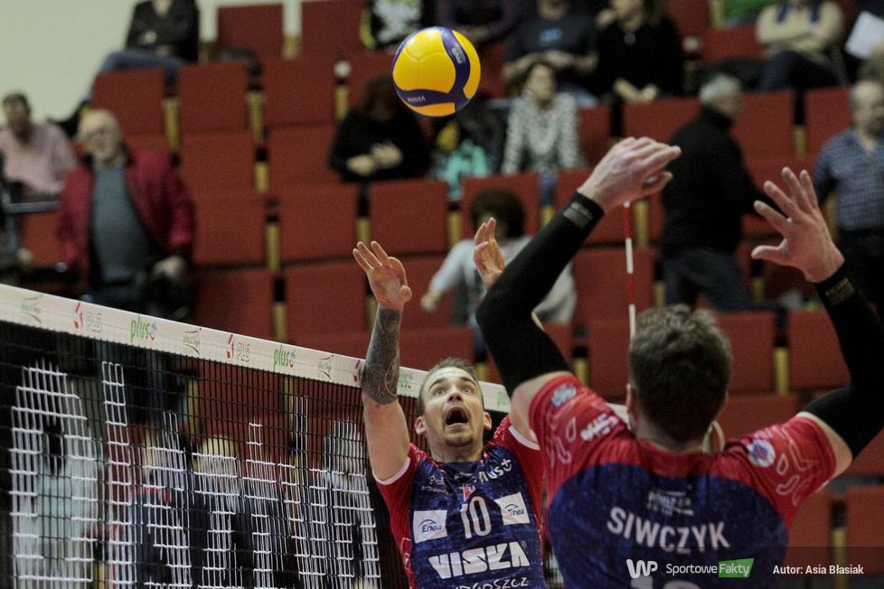 Indykpol AZS Olsztyn - BKS Visła Bydgoszcz 3:0 (galeria)