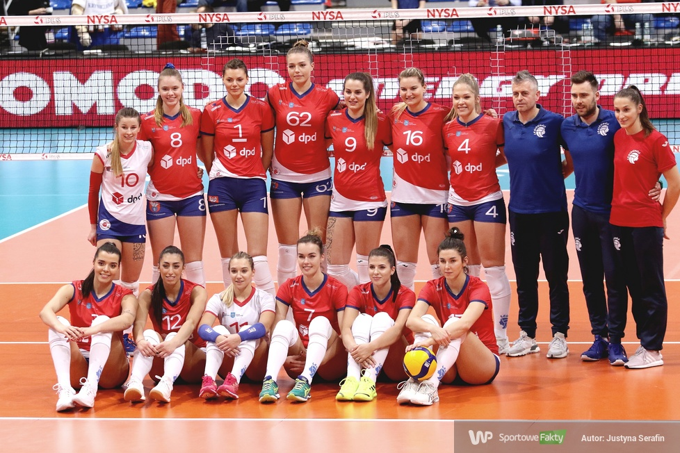 Puchar Polski: Developres SkyRes Rzeszów - DPD Legionovia Legionowo 3:0 (galeria)