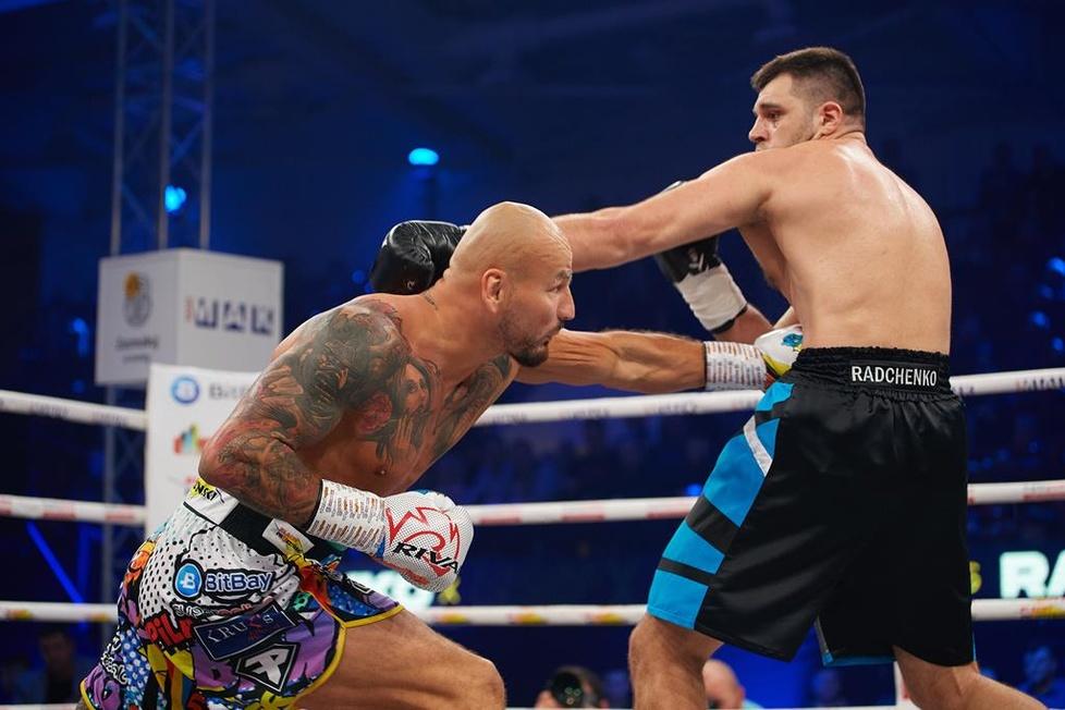 Knockout Boxing Night 10. Artur Szpilka - Siergiej Radczenko