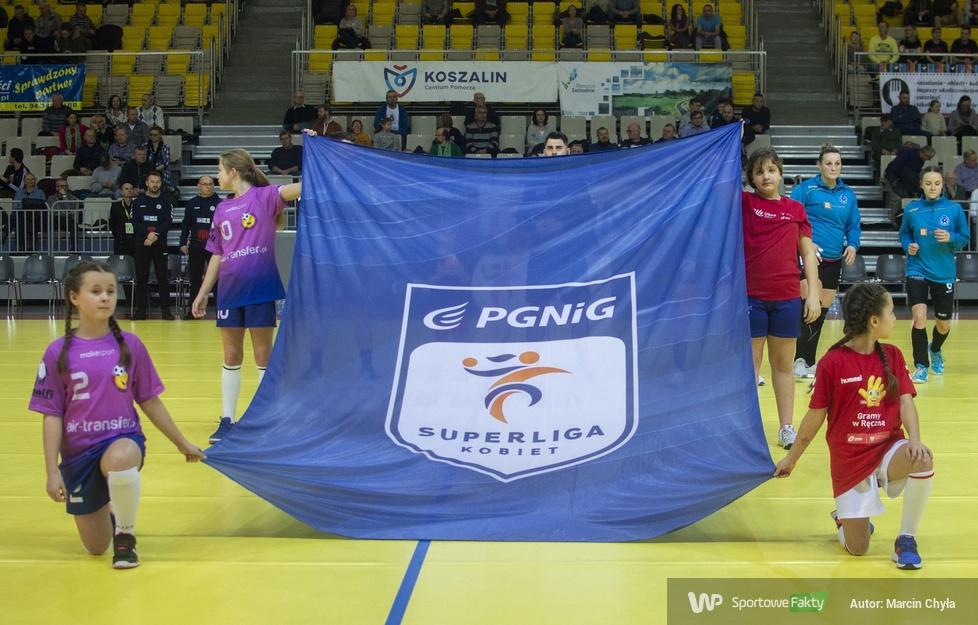PGNiG Superliga Kobiet. Młyny Stoisław Koszalin - KPR Ruch Chorzów 31:25 (galeria)