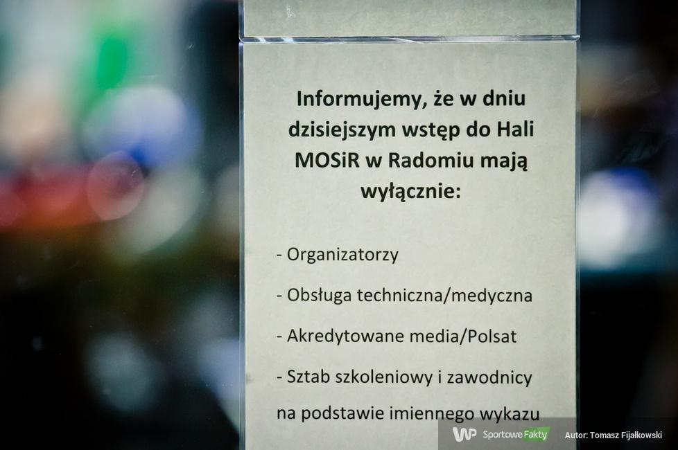 PlusLiga. Cerrad Enea Czarni Radom - Indykpol AZS Olsztyn 1:3 (galeria)