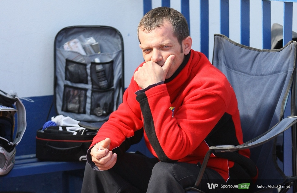 Wiesław Jaguś zdobył dla Polonii 12 punktów (2,3,3,2,2)....