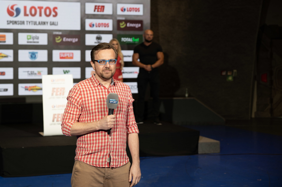 Gala FEN 28: Lotos Fight Night (galeria)