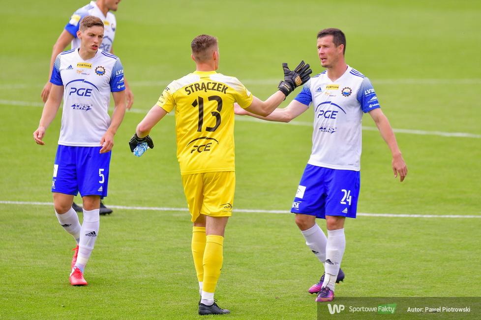 Fortuna 1 liga: GKS Bełchatów - PGE Stal Mielec 2:1 (galeria)