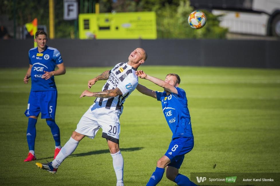 Fortuna I liga: Sandecja Nowy Sącz - Stal Mielec 2:1 (galeria)