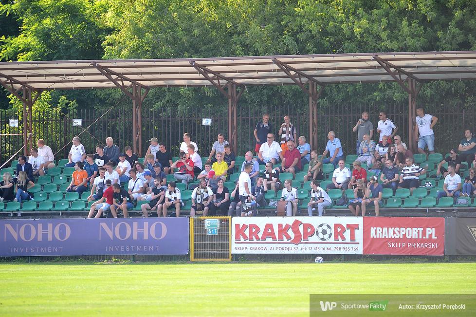 II liga: Garbarnia Kraków - Bytovia Bytów 1:2 (galeria)