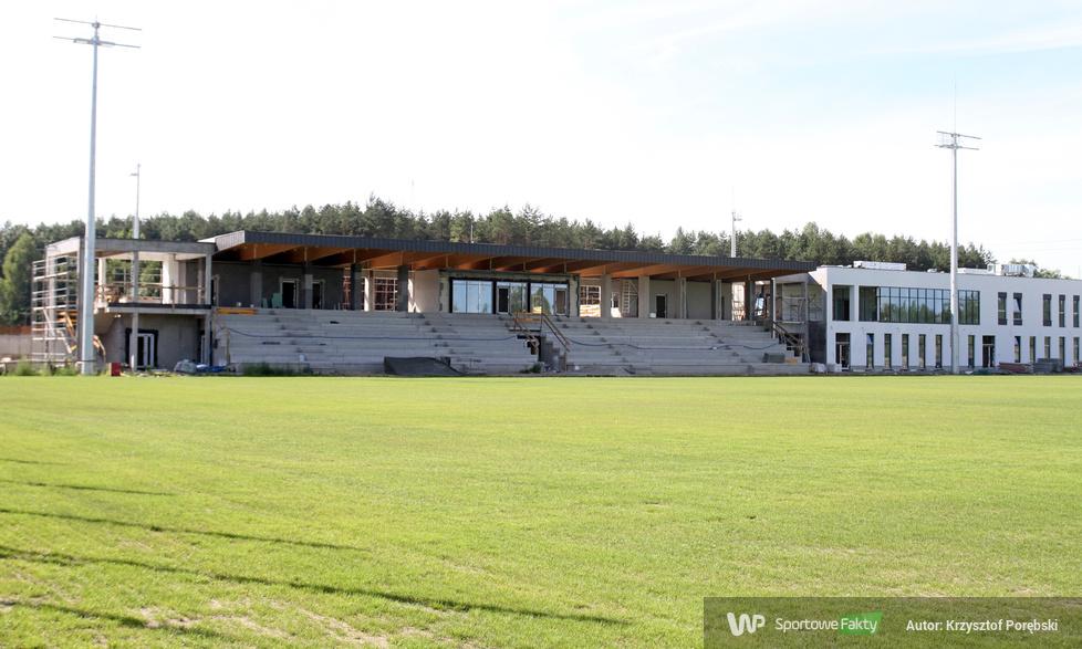 Budowa bazy treningowej Cracovii w Rącznej [GALERIA]