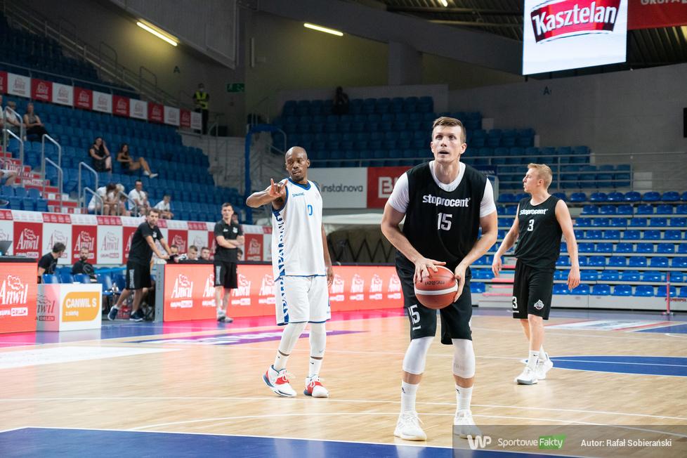 Kasztelan Basketball Cup 2020 Arged BM Slam Stal Ostrów Wielkopolski - King Wilki Morskie Szczecin 84:78 (galeria)