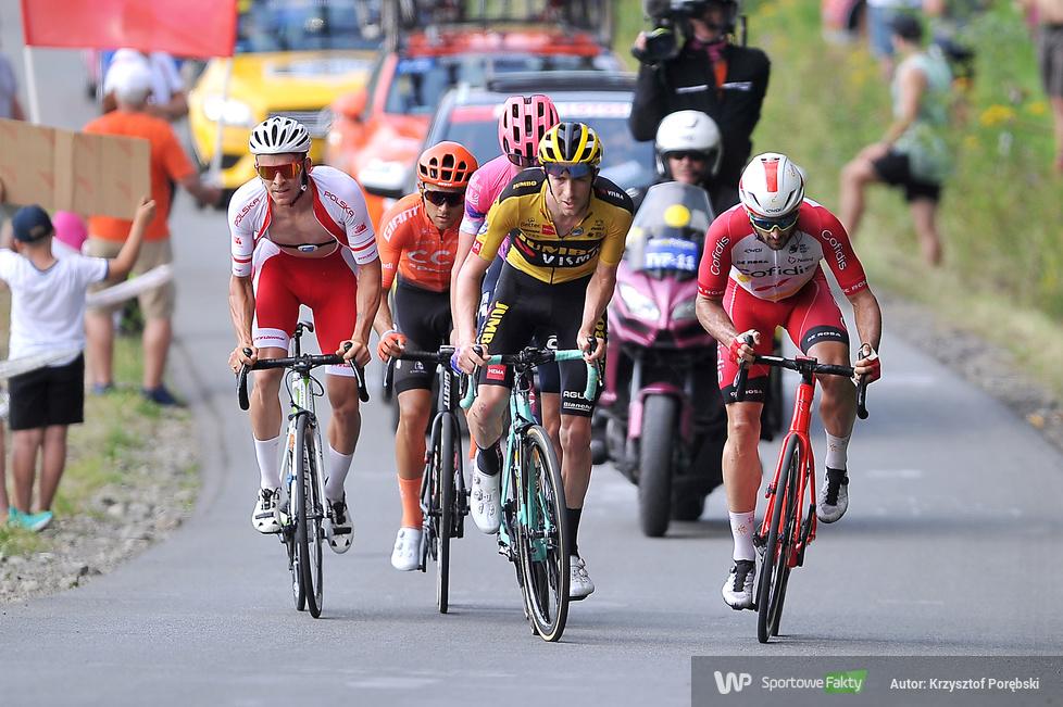 77. Tour de Pologne - etap 4. (galeria)