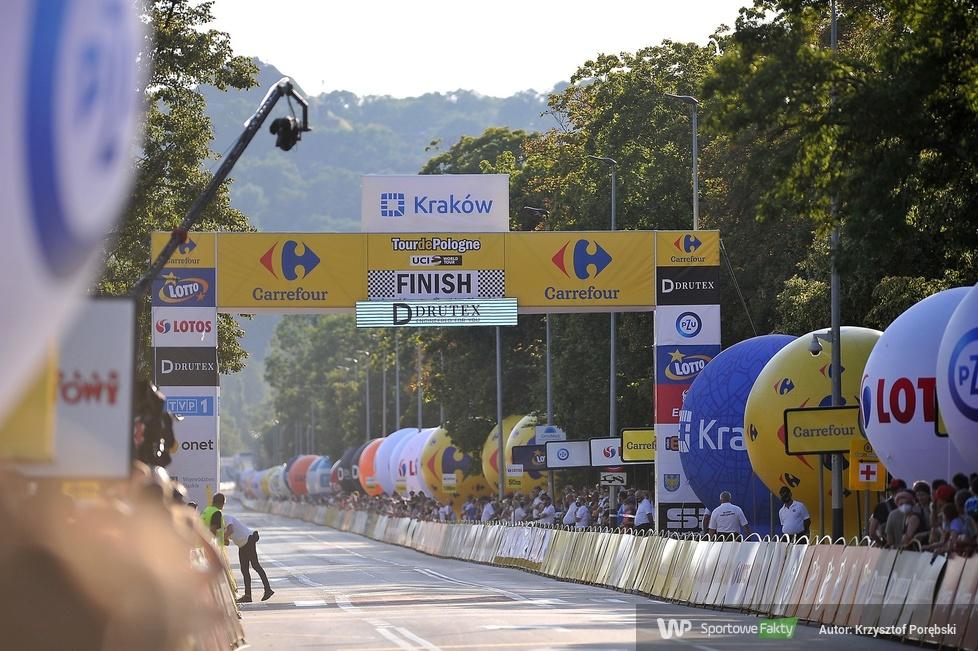 Kibice podczas 5. etapu 77. Tour de Pologne [GALERIA]