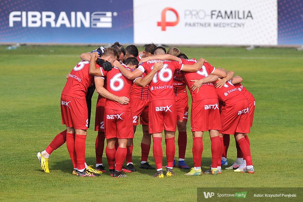 Fortuna Puchar Polski: Stal Rzeszów - Podbeskidzie Bielsko-Biała 0:1 (galeria)
