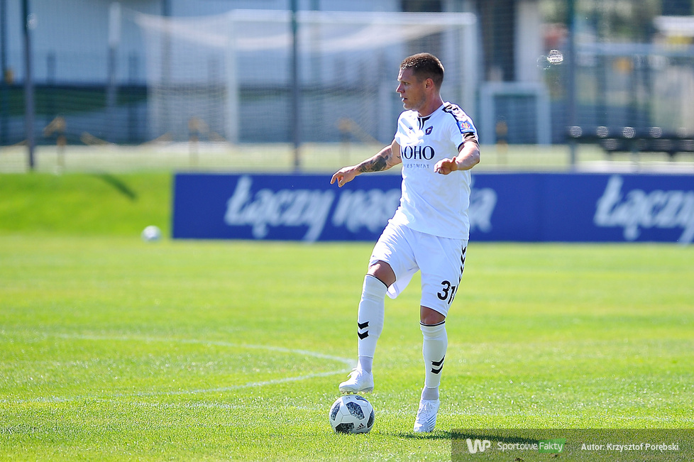 Fortuna Puchar Polski: Garbarnia Kraków - GKS Katowice 1:0 (galeria)