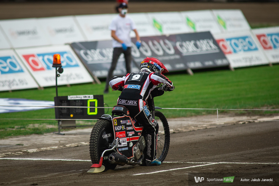 Żużel. e-Winner 1 Liga. Arged Malesa TŻ Ostrovia - Zdunek Wybrzeże Gdańsk 53:37 (galeria)
