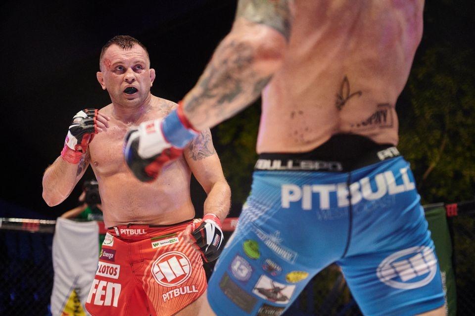 FEN 29: Lotos Fight Night w Ostródzie