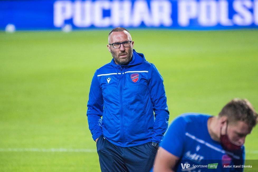 Fortuna Puchar Polski: Sandecja Nowy Sącz - Raków Częstochowa 0:3 (galeria)