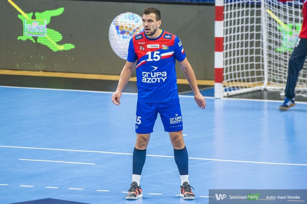 PGNiG Superliga Mężczyzn. Grupa Azoty SPR Tarnów - Azoty Puławy 20:33 (galeria)