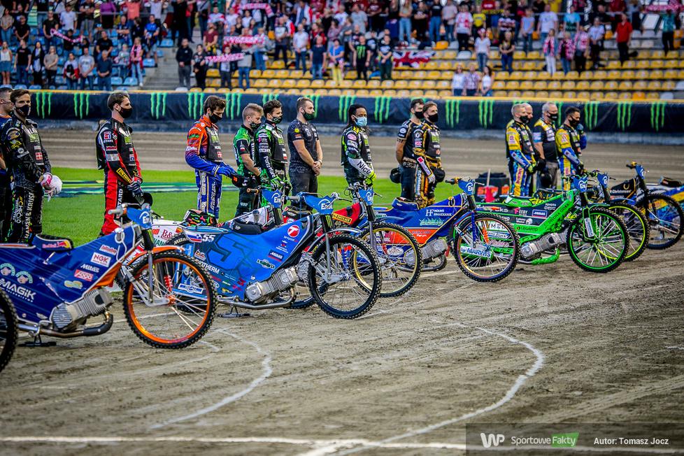 Żużel. 4. runda cyklu Grand Prix w Gorzowie. Zwycięstwo Fredrika Lindgrena (galeria)