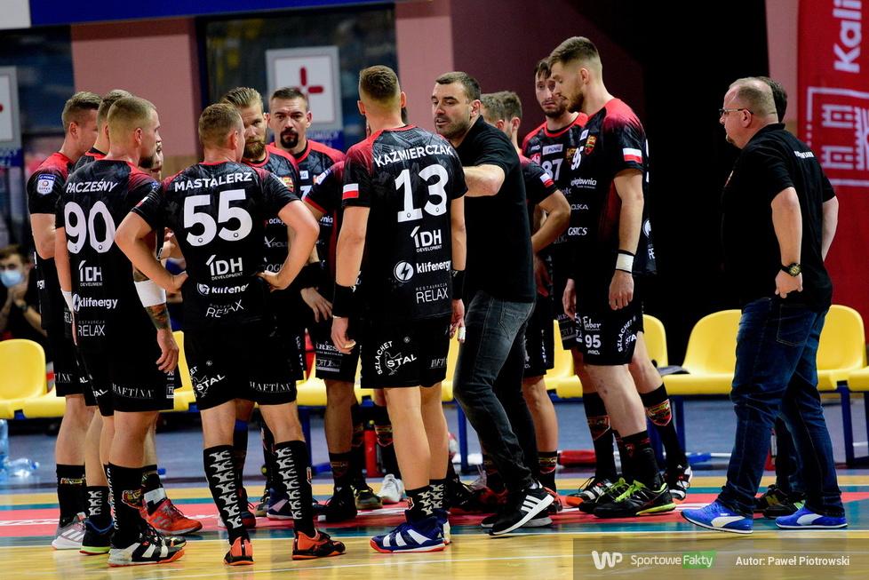PGNiG Superliga: Energa MKS Kalisz - Piotrkowianin Piotrków Trybunalski 35:28 (16:11) (galeria)