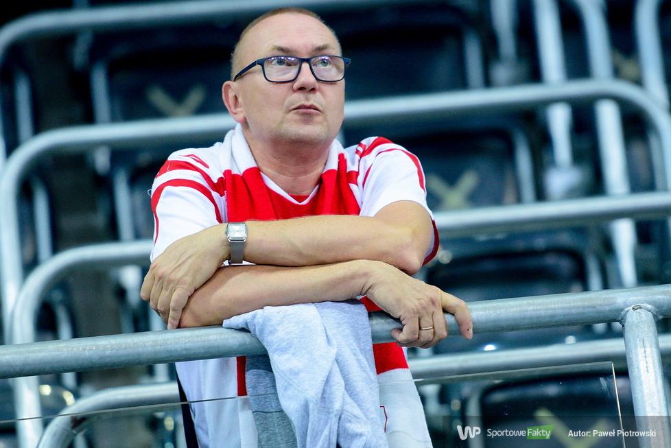 TAURON Liga: Kibice podczas meczu ŁKS Commercecon Łódź - BKS Stal Bielsko-Biała (galeria)
