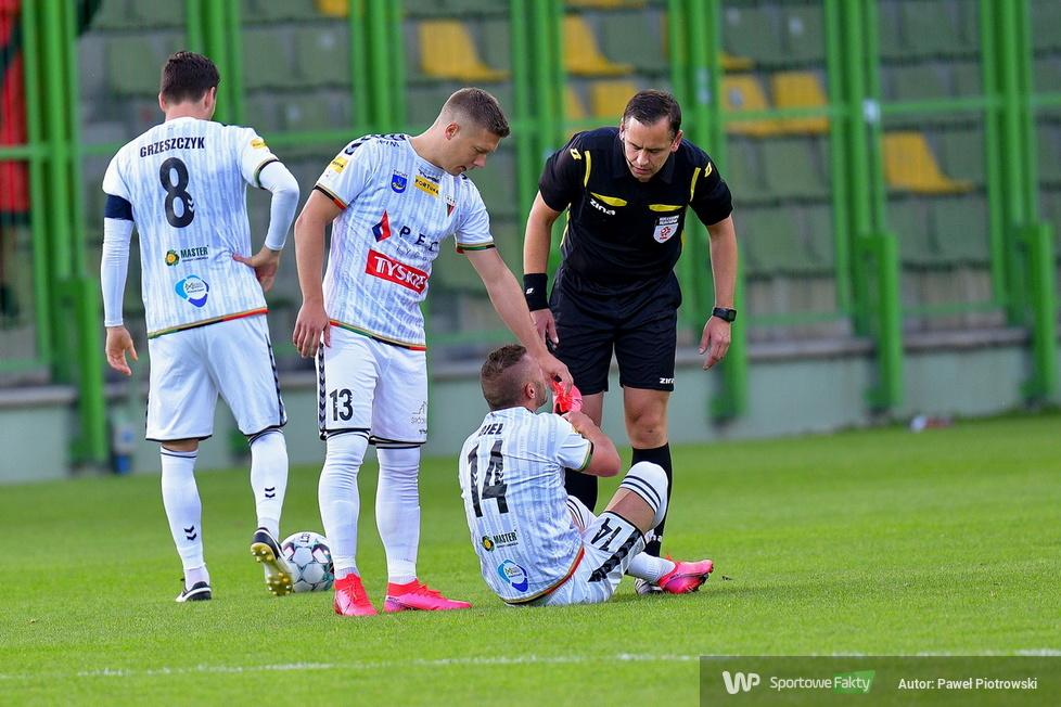 Fortuna 1 liga: GKS Bełchatów - GKS Tychy 1:1 (galeria)