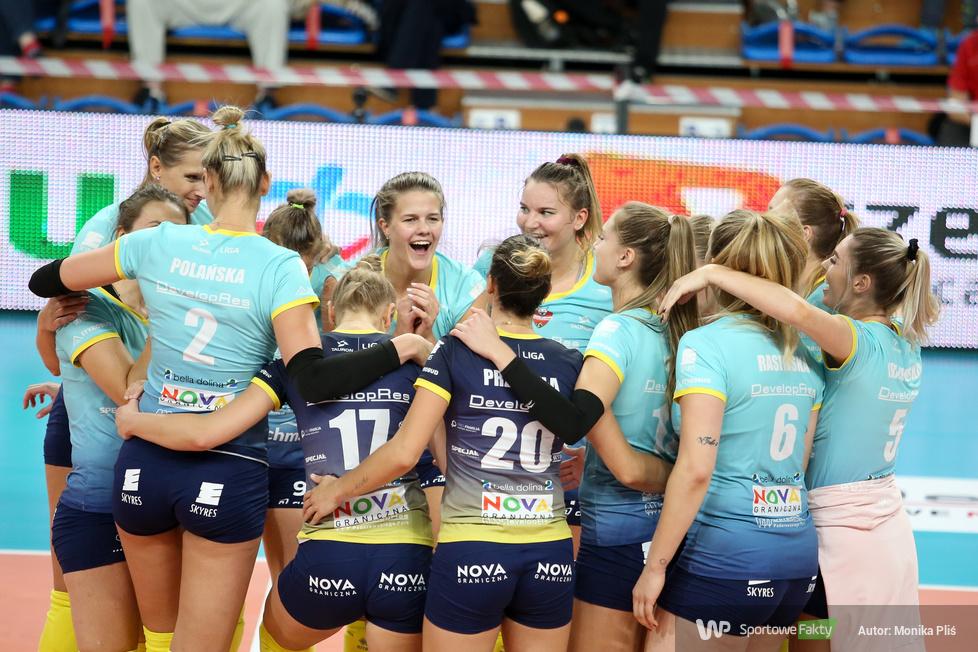 TAURON Liga: KS Developres SkyRes Rzeszów - #VolleyWrocław 3:1 (galeria)