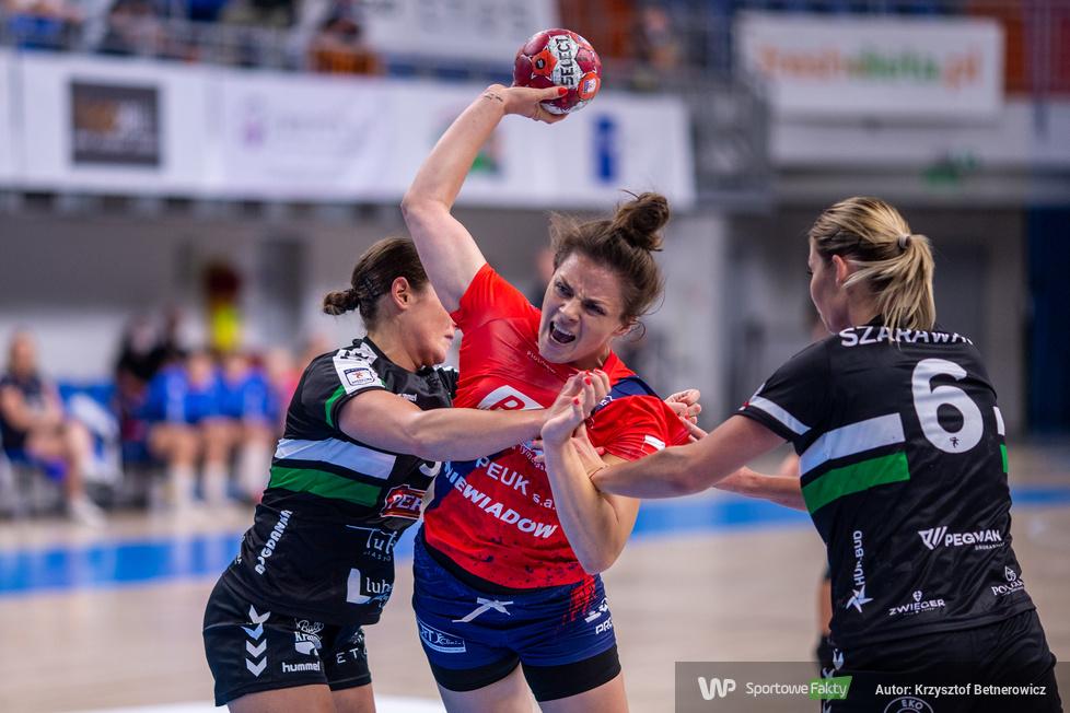 PGNiG Superliga Kobiet. MKS Perła Lublin - MKS Piotrcovia Piotrków Trybunalski 28:26 (galeria)