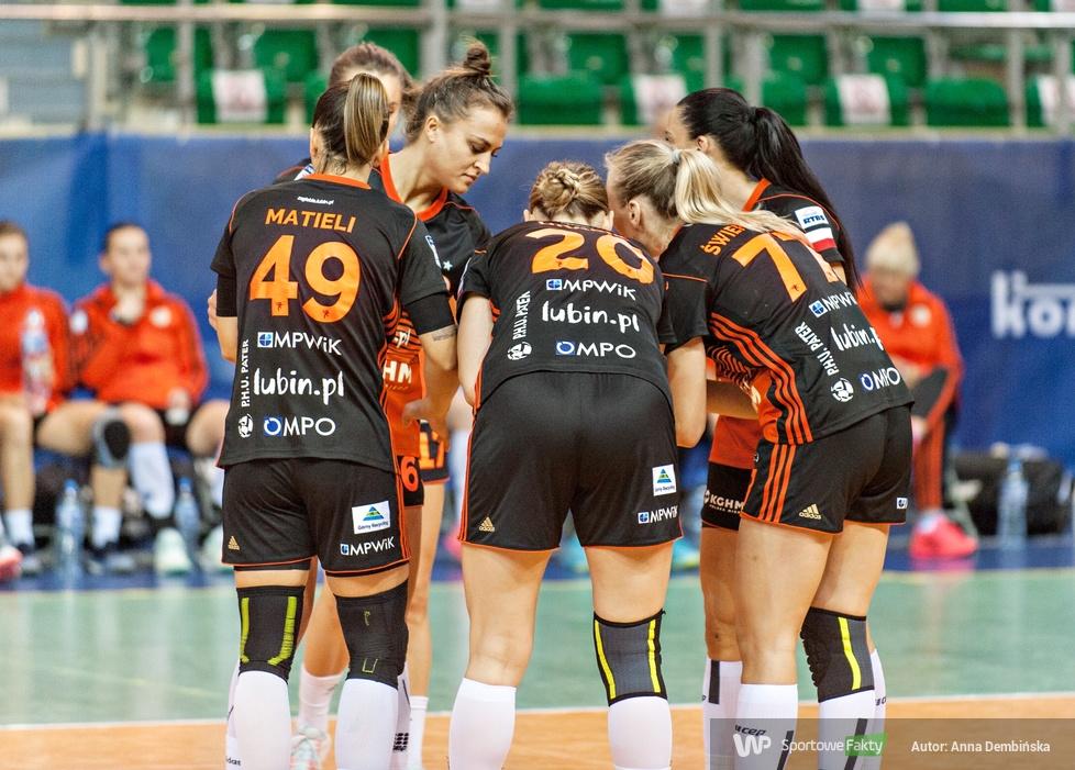 PGNiG Superliga Kobiet. EKS Start Elbląg - Metraco Zagłębie Lubin 25:25 (galeria)