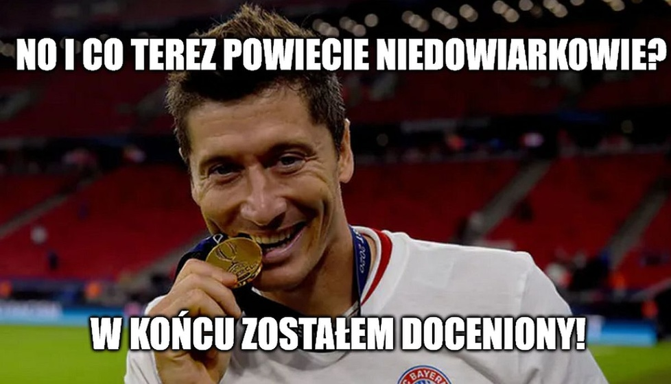 Piłkarz Roku UEFA.