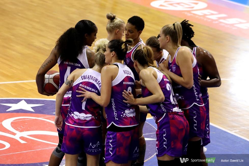 PolskaStrefaInwestycji Enea Gorzów - KS Basket 25 Bydgoszcz 75:68 [GALERIA]