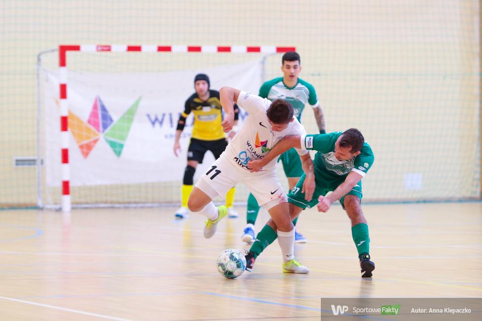 Futsal: AZS UW Wilanów - Rekord Bielsko-Biała 3:8 (galeria)