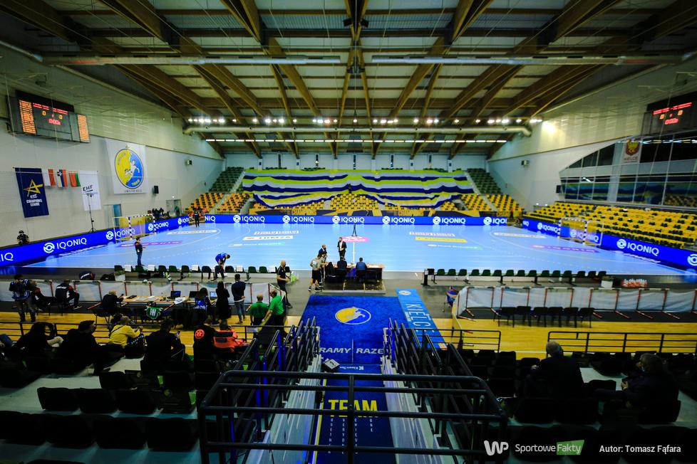 Liga Mistrzów: Łomża VIVE Kielce - Mieszkow Brześć 34:27 (galeria)