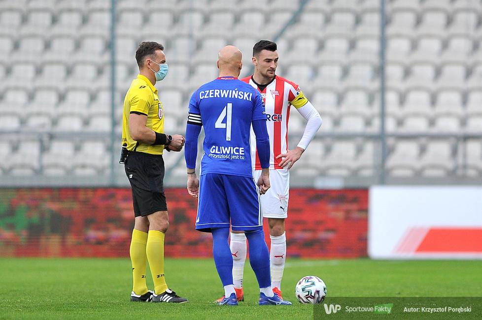PKO Ekstraklasa. Cracovia - Piast Gliwice 1:0 (galeria)