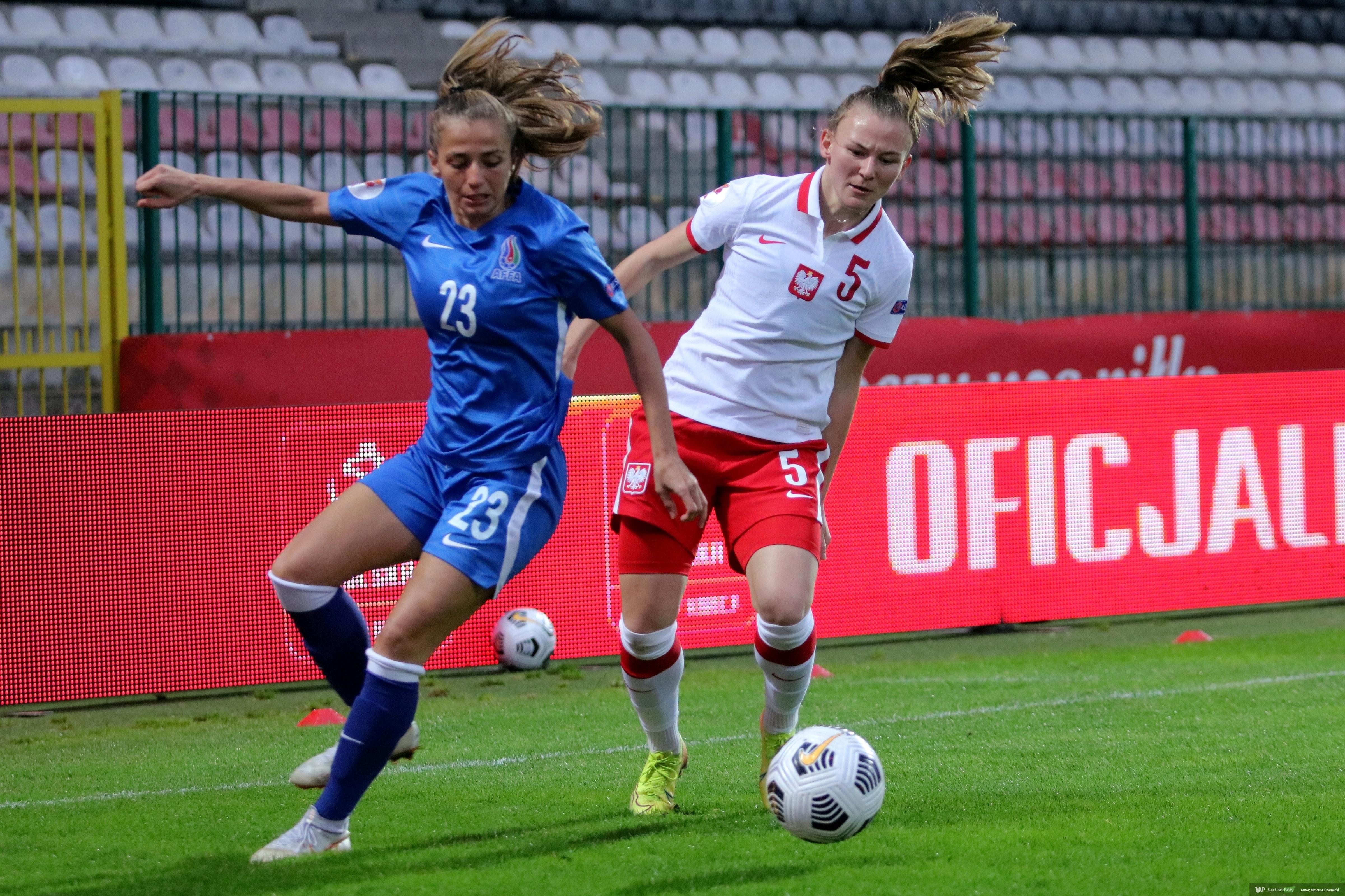 eME kobiet: Polska - Azerbejdżan 3:0 (galeria)