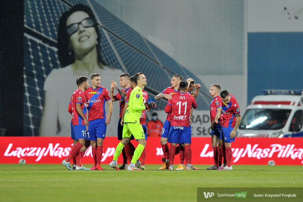Fortuna Puchar Polski: Bruk-Bet Termalica Nieciecza - Raków Częstochowa 0:2 (galeria)