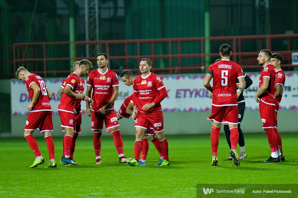 Fortuna I liga. GKS Bełchatów - Resovia Rzeszów 3:0 (galeria)