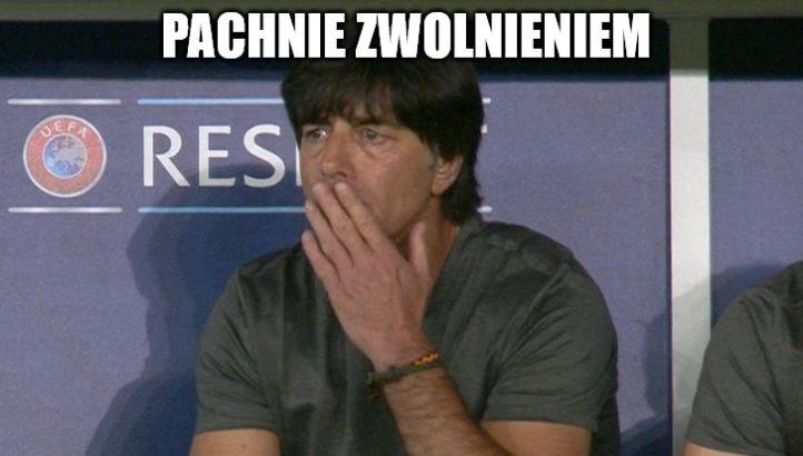 Liga Narodów. Polscy kibice bezlitośni dla Niemców. Memy po laniu od Hiszpanii
