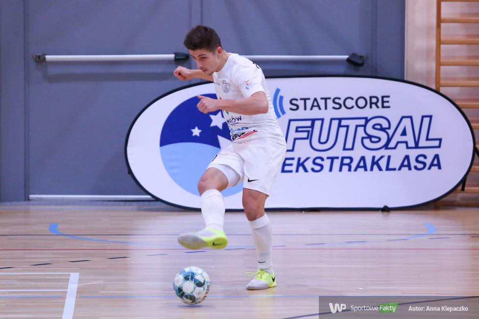 Futsal: AZS UW Wilanów - KS Constract Lubawa 2:6 [GALERIA]