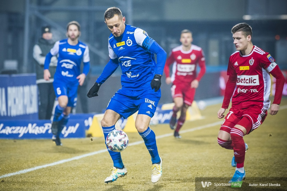 Fortuna Puchar Polski: Stal Mielec - Piast Gliwice 1:1 (karne: 3:4) (galeria)